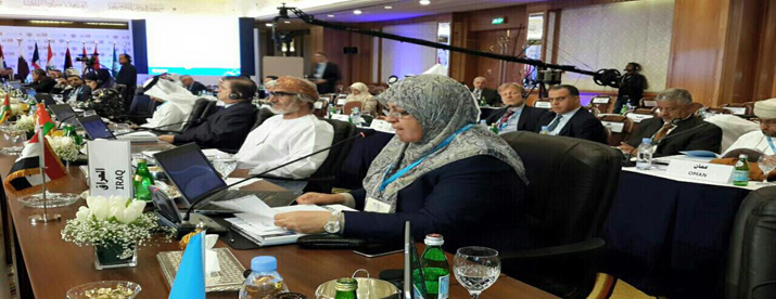 Ms. Minister of Health and the environment are discussed regional action plan against malaria